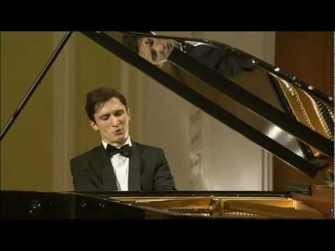 Alexander Romanovsky plays Tchaikovsky: The Seasons, Op.37 bis, Aprile Snowdrops