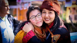 Zanskar Student Exhibition during Flowering Dharma Confluence 2019  || Rich Culture of Zanskar