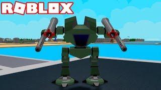 Roblox → BATALHA DE ROBÔS ► Roblox Mech Mayhem 🎮