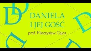itv4 Daniela Zabłocka i jej gość prof.Mieczysław Gajos