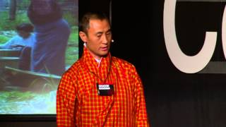 Happiness as a development goal - Lhaba Tshering at TEDxCordoba 2012