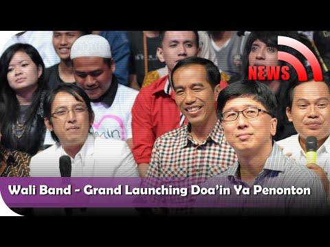 Nagaswara News-Wali Band-Grand Launching - Doa'in Ya Penonton - NSTV