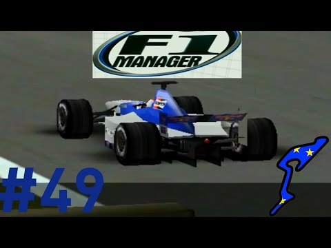 F1 Manager: Minardi Manager Career - Part 49 - Europe / Nurburgring