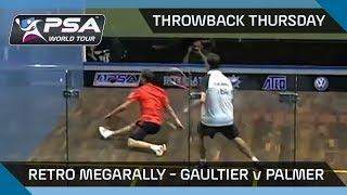 """Unbelievable, superhero stuff!"" - Retro MegaRally - Gaultier v Palmer 2010"