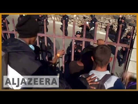 🇲🇽 Mexico to deport asylum seekers who tried to breach US border | Al Jazeera English