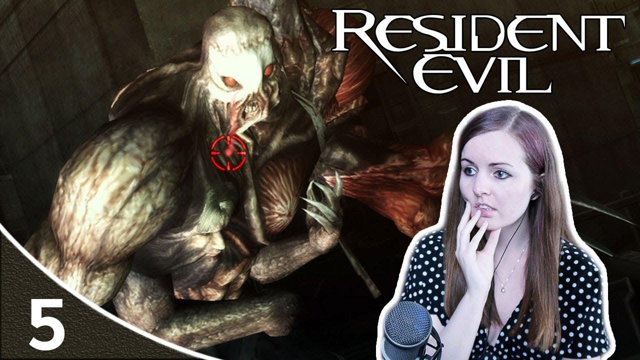 HARDEST BOSS YET!   Resident Evil The Darkside Chronicles Gameplay  Walkthrough Part 5