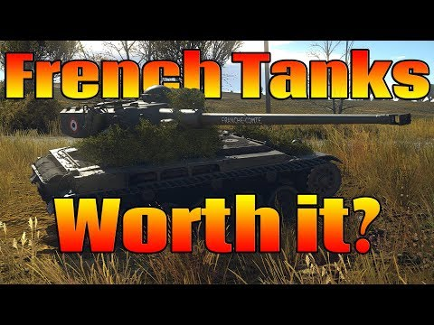 Are The French tanks worth it? (Complete Overview)