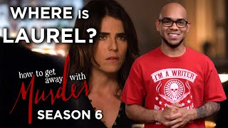 Laurel Is Playing Us | How To Get Away With Murder Season 6 Renewed