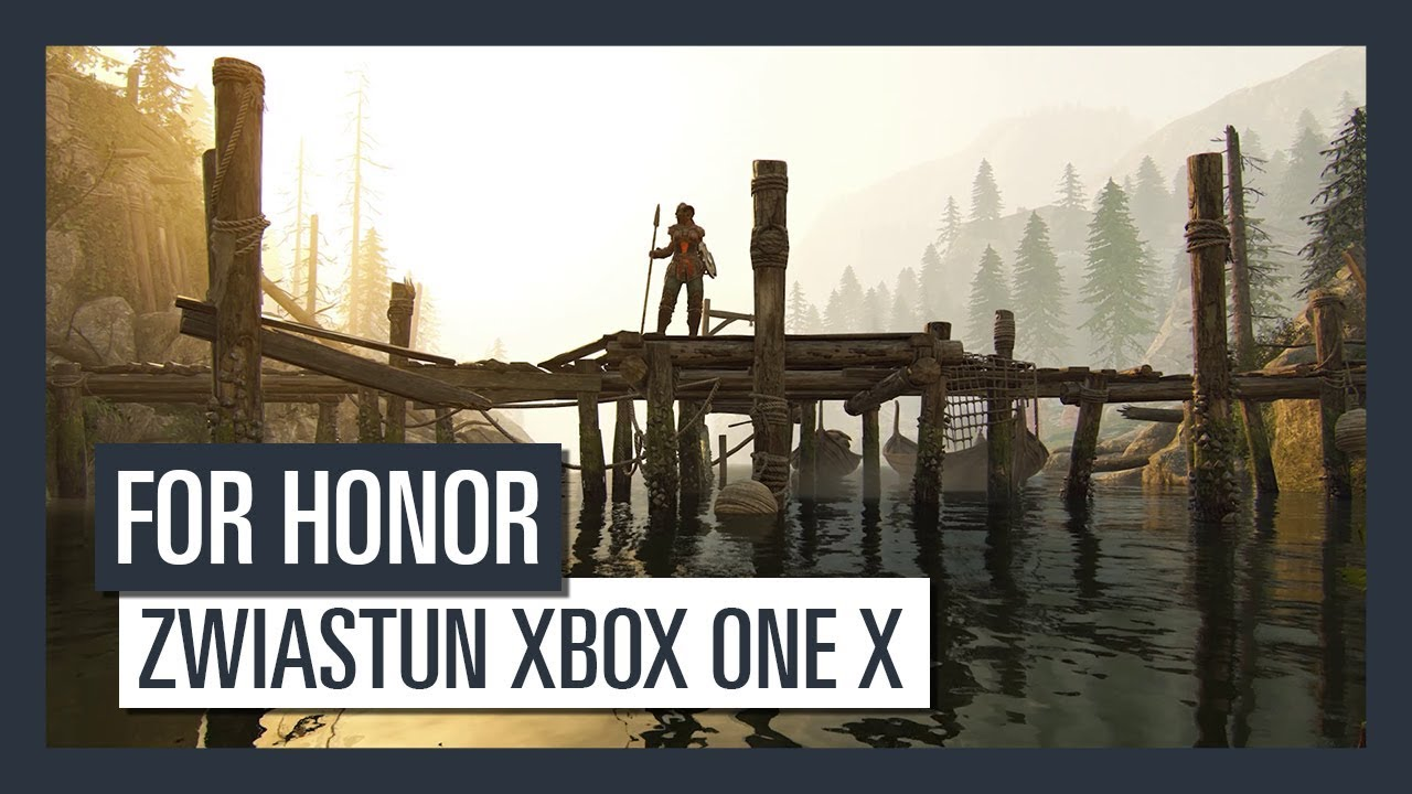 For Honor – Zwiastun Xbox One X
