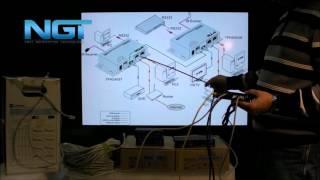 PTN TPHD403P/TPHD402P Приемник+передатчик HDMI сигнала по витой паре HDBaseT || av-box.ru(, 2015-10-15T11:42:37.000Z)