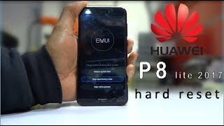 Huawei p8 lite (2017) hard reset