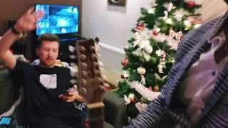 SOLEO z Planu Świątecznego teledysku - Życzenia Świąteczne