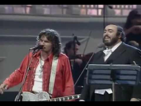 Certe Notti - Luciano Pavarotti &  Luciano Ligabue