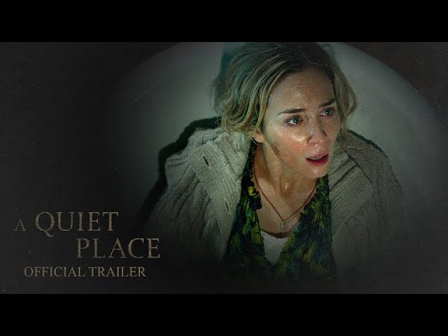 A Quiet Place | Teaser Trailer | Paramount Pictures International