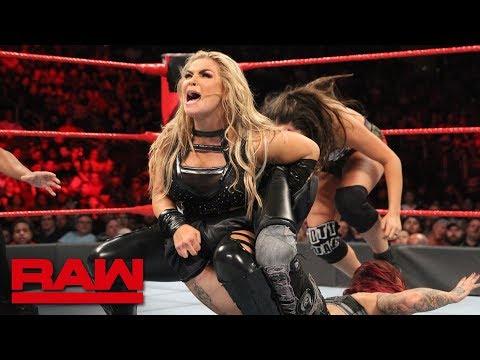 Natalya vs. Ruby Riott: Raw, Oct. 15, 2018 Mp3