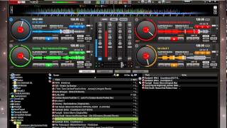 (WILD MIX) DJ BL3ND In Virtual DJ By DJ Arkor DJ