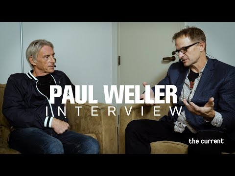 Paul Weller: interview with Jim McGuinn