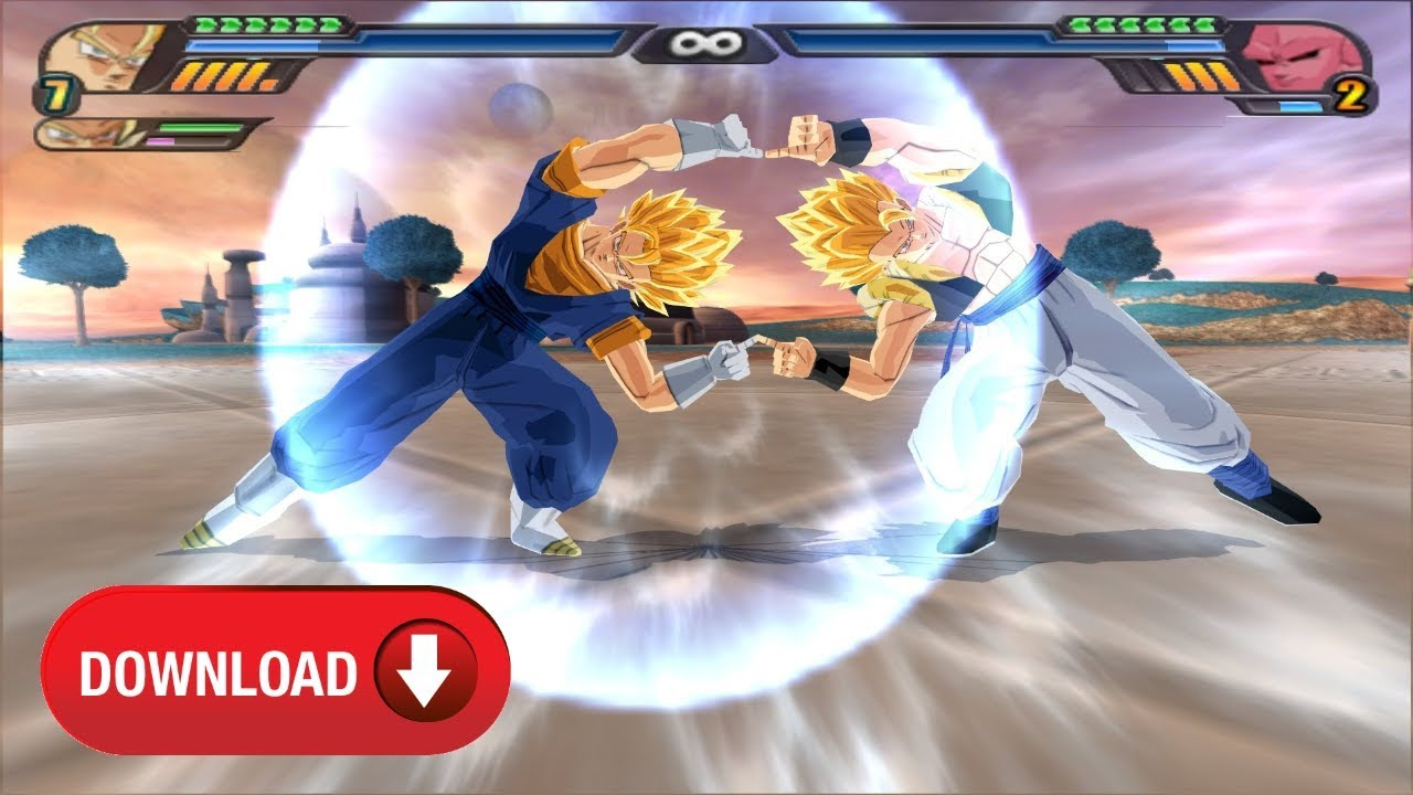 How To Download Dragon Ball Z Budokai Tenkaichi 2 Ps2 Iso Highly Compressed  For PC