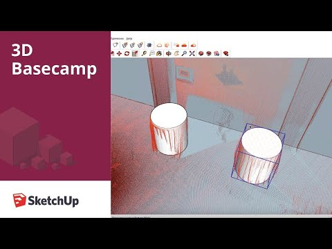 Modeling from Scan Data – David Burczyk, Mitchel Stangl | 3D Basecamp 2018