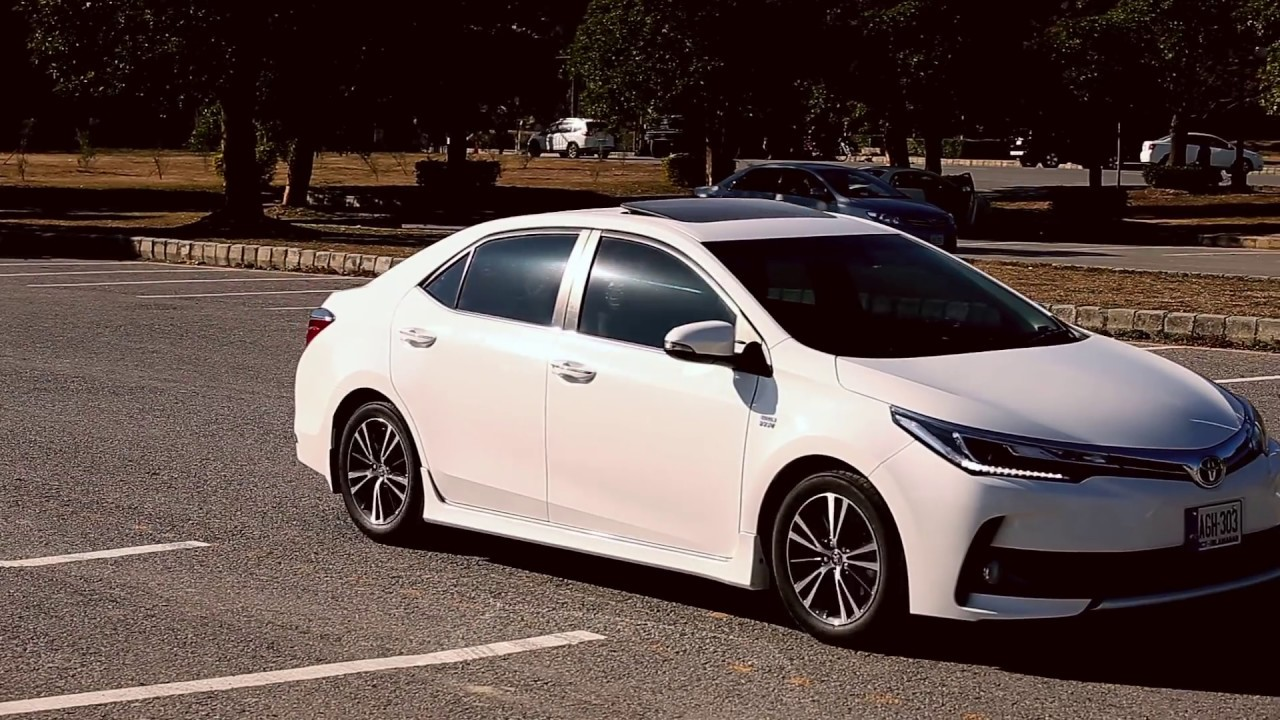 toyota corolla altis grande 2019 review facelift version  owners review  pakistan