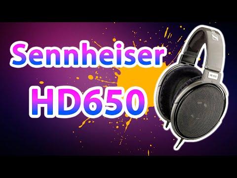 ЛЕГЕНДАРНЫЕ Sennheiser HD650!!! 16 ЛЕТ В ТОПЕ