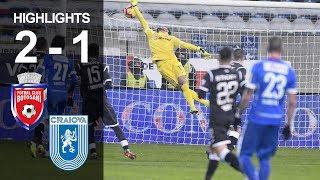 Rezumat: FC Botosani - U Craiova 2-1 (2-0)