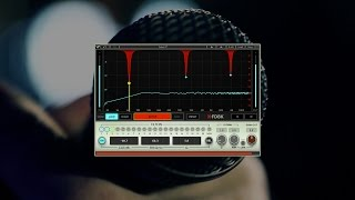 automatic microphone feedback reduction with x fdbk