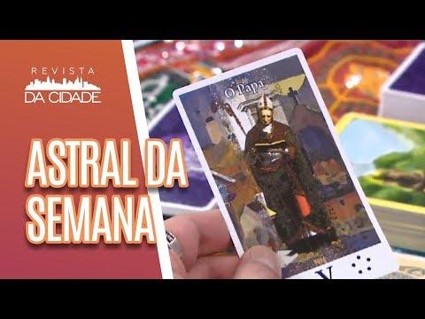 Previsão dos signos, Tarot, Energia e Ritual da Semana - Revista da Cidade (09/07/18)