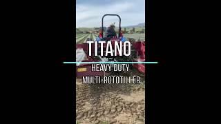 TITANO: Multi-Rototiller