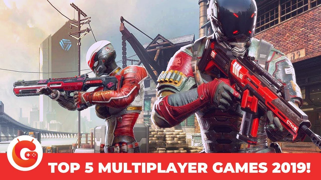 Top 5 Best Multiplayer Games For Android Ios 2019 High