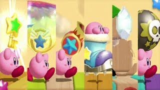 Kirby's Return to Dream Land - All Challenges (Platinum Medal - Main Mode)