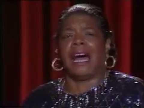 Maya Angelou - The Mask (1987)