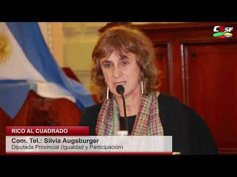 Augsburger: La interrupción legal del embarazo es un derecho