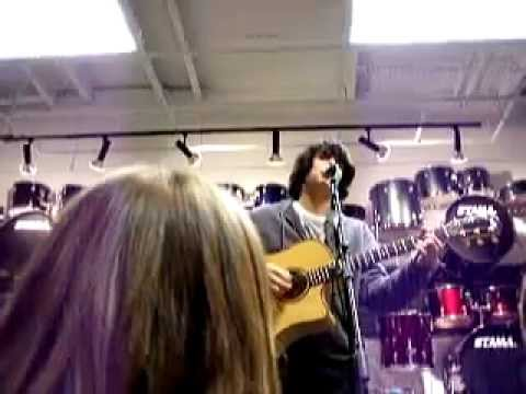 Teddy Geiger Concert Madison Wisconsin Music Store Try to Hard