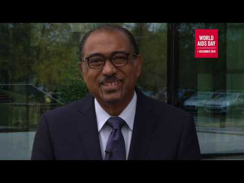 World AIDS Day: Michel Sidibé On The Importance Of Testing