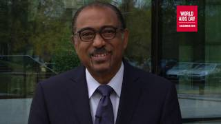 World AIDS Day: Michel Sidibé on the importance of testing thumbnail