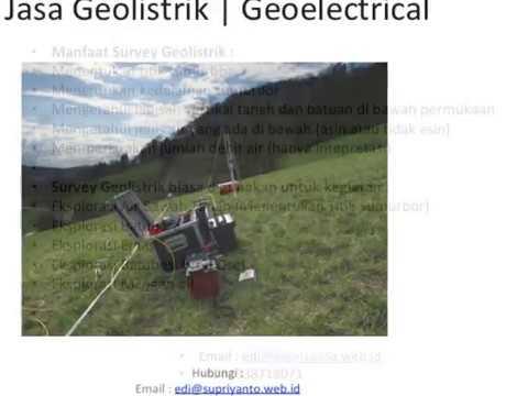 Slideshow SayaJasa Geolistrik | Geo Electric Kabupaten Minahasa Tenggara-Ratahan Sulawesi Utara