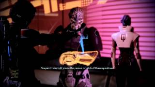 Mass Effect 2 Pt 9 - Omega has no titled ruler and only one rule