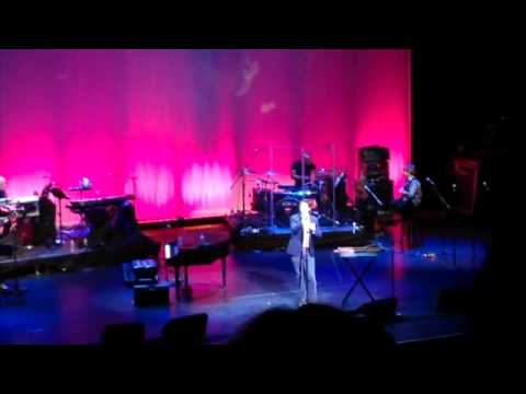 josh groban - your hideaway (new song debut) [live]