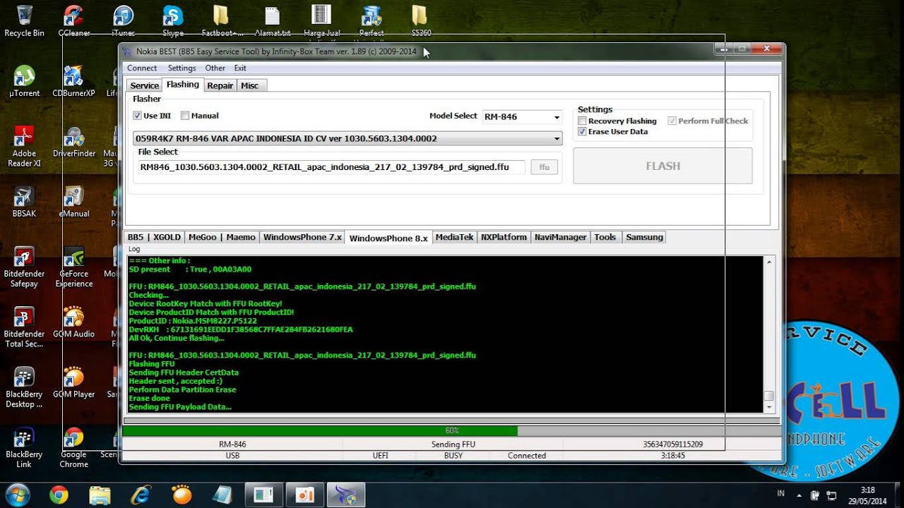 nokia lumia 520 manual reset