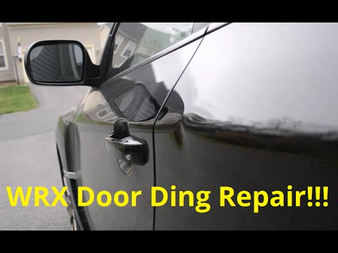Paintless Dent Repair in Aurora OR