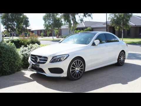 2017 Mercedes C250 D REVIEW
