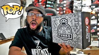 GAMESTOP ONLY MYSTERY FUNKO UNBOXING