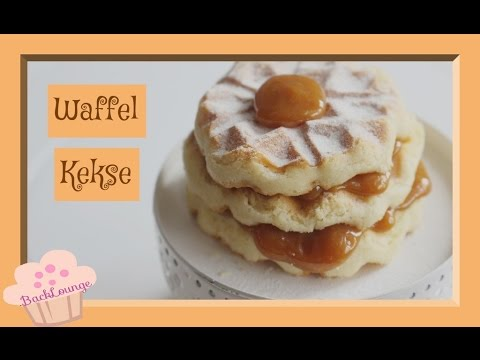 diy waffel kekse waffle cookies schnell einfach selber machen backlounge 2016 youtube. Black Bedroom Furniture Sets. Home Design Ideas