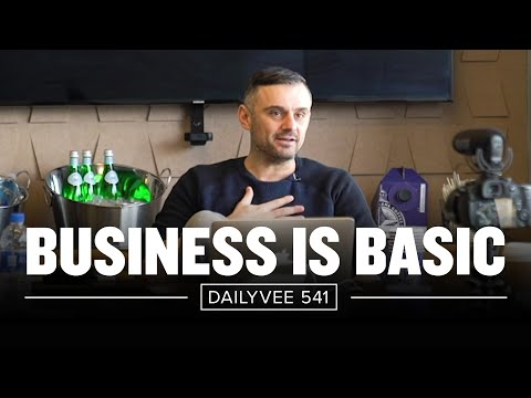 The Four People Every Startup Needs | DailyVee 541