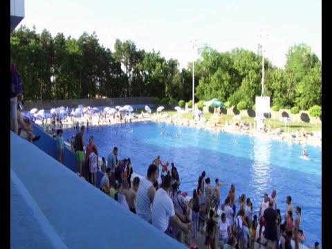 Besplatna školica plivanja