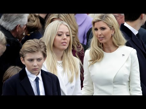 Ivanka, Monica Lewinsky Defend Barron Trump After He's Bullied on Social Media
