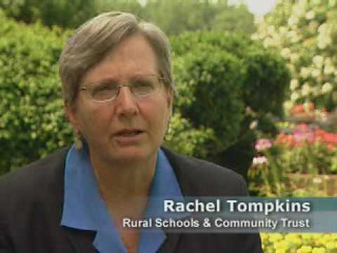 Rural Desk: School Consolidation