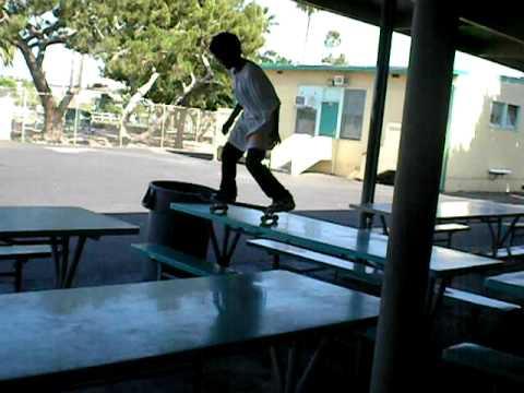 Bench gaps in wilmington middle school