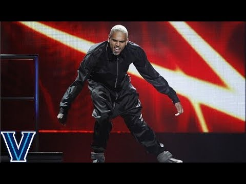 Chris Brown 'Bet Awards 2011' Performance ft Busta Rhymes